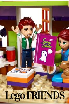 Lego Friends, Fictional Characters, Art, Art Background, Kunst, Performing Arts, Fantasy Characters, Art Education Resources, Artworks