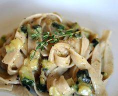 Le zucchine carbonare   Il Pasto Nudo