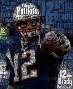 #Brady #Patriots