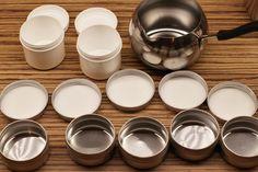 Domácí ochranný balzám na ruce s včelím voskem a levandulí - Meg v kuchyni Deodorant, Tableware, Dinnerware, Tablewares, Dishes, Place Settings