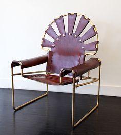 Blackman Cruz - Peacock Chair