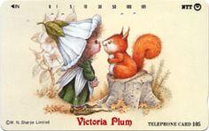 victoria plum   Victoria Plum Figurine