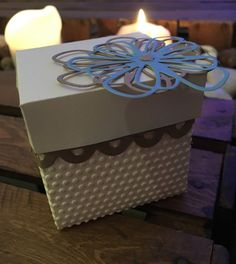 Cream Favour Boxes with flower detail by ShowstopperEvents on Etsy Favour Boxes, Rustic Charm, Wedding Favours, Handmade Wedding, Twine, Color Schemes, Favors, Sweet Treats, Wedding Decorations