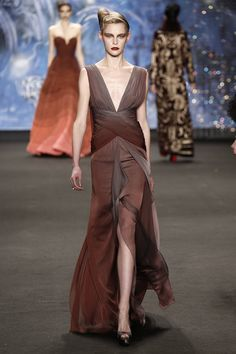 Naeem Khan RTW FALL Collection
