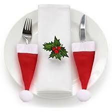 Afbeeldingsresultaat voor felt christmas table decorations