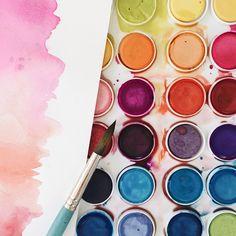 make art. #colorstory