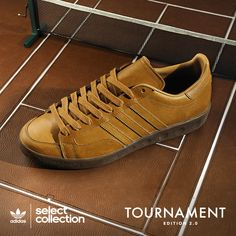 100% authentic ee27d fc890 adidas Originals Select Collection Tournament Edition 2.0 Mens Fashion  Casual Wear, Sneaker Magazine