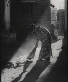 Street Sweeper - 1938 - A. L. Syed