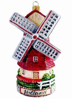 Kerstbal molen