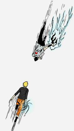 Naruto Fan Art, Naruto Uzumaki Shippuden, Wallpaper Naruto Shippuden, Naruto Sasuke Sakura, Sasunaru, Boruto, Naruto Wallpaper Iphone, Cool Anime Wallpapers, Animes Wallpapers