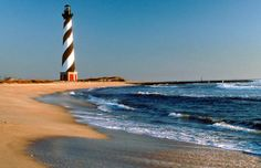 Beach at Cape Hatteras National Seashore, NC (© Chad Ehlers/Alamy)
