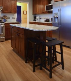 #Transitional Kitchen Design #kitchen ideas