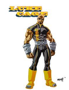 Power Man/ Luke Cage