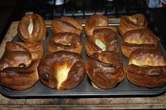 English Traditions - Yorkshire Puddings Perfect Every Time!