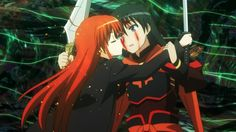 Shana & Yuuji, Shakugan no Shana