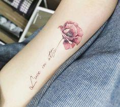 Luce in altis tattoo