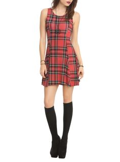 We're so friggin' mad for Plaid!