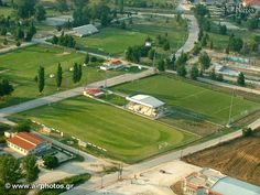 Serres, Greece - The Macedonian City That You Should Visit - Omonoia Sports Centre