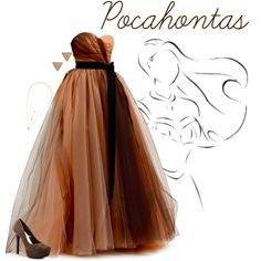 """Pocahontas"" by alyssa-eatinger on Polyvore"