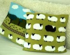 free sheep tea cosy knitting pattern - Google Search