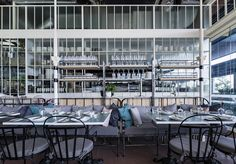 Banskii Vermouth Bar & Bistro | Barangaroo | Designed by Luchetti Krelle