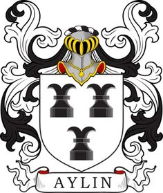 Aylin Family Crest and Coat of Arms