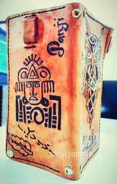 Dompet kulit ... By:panji.jangek