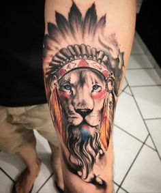 Lion Tattoo Art that will blow your mind! Below, we are going to mention lion Indian tattoo designs and ideas. Now you should scroll down to see all ideas that we've collected for you. Band Tattoos, Forarm Tattoos, Leo Tattoos, Animal Tattoos, Future Tattoos, Body Art Tattoos, Tattoos For Guys, Tatoos, Indian Tattoo Design