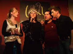 Tickets für Quintessenz Impro-Bar am 1. und 15.11. in der Local Vienna Bar in Wien