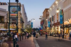 Downtown Silver Spring, Maryland, at Ellsworth Drive. Photo courtesy the Peterson Companies, from Issue 31 Unsprawl case study: Downtown Silver Spring: http://terrain.org/downtown-silver-spring/