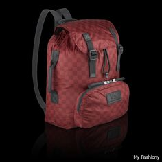 red louis vuitton backpack - Google Search