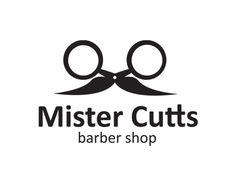 Het logo bestaat uit de naam van de kapperszaak en daar onder staat barber shop dat betekend kapper. Bovenaan staat een schaar waarvan de uiteindes een snor zijn   De snor staat voor het feit dat het een mannenkapperszaak is. Je knipt haren zoals je weet met een schaar. Vandaar de schaar. De tekst is de verzonnen naam van de kapper. To cut is knippen in het Engels.   Ik vind het een heel handig logo!  In één oogopslag zie je dat het een kapperszaak voor mannen. Herkenbaar en internationaal.