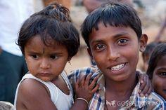 The precious hearts of children