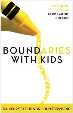 The Boundaries With Kids books