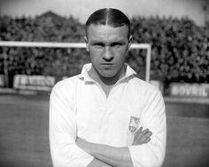 Bill Shankly of Preston North End