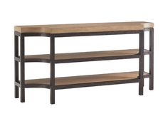 Lexington Home Brands Monterey Sands Montecito Console