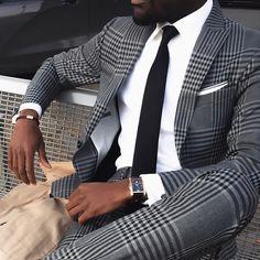 Men's Pocket Square Inspiration #6 | MenStyle1- Men's Style Blog