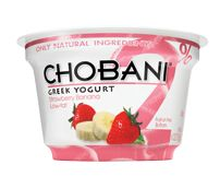 Greek Yogurt!  With fruit for a snack or just plain in place of sour cream.  Versatile, low fat, high protien!