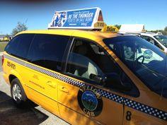 Tampa Taxi Advertising