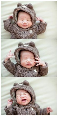 very cute baby and jacket!