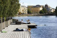 Sandgrund Park | Karlstad Sweden | Thorbjörn Andersson with Sweco Architects
