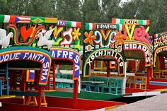 Spend a Sunday on the Canals of Mexico City