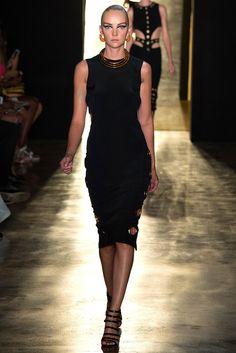 Cushnie et Ochs Spring 2015 Ready-to-Wear Fashion Show Collection