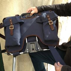 brompton bag by Bárbara Rico