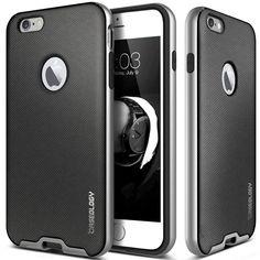 Bumper Frame Case Silver Iphone 6 Plus c0eb9c75e09ae