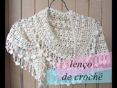 Crochet shawl virus 27 ideas for 2019 Crochet Shawl Diagram, Crochet Vest Pattern, Easy Crochet Patterns, Crochet Designs, Crochet Stitches, Crochet Scarf Easy, Crochet Blouse, Prayer Shawl Patterns, Crochet Pillow Cases