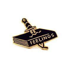 Feelings Pin