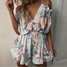 OPERA PLAYSUIT By Yessey