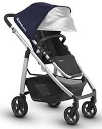 Best Luxury Strollers of 2018 - Only at Mommyhood101.com - Meet the new UppaBaby Cruz!