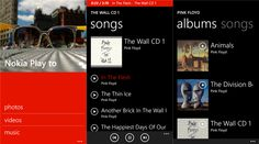 Nokia Play To DLNA application update for Windows Phone 8 devices   Beta Labs team released an updated beta DLNA Play to application of Lumia Windows Phone 8 devices - 3.0.5.28. Recent updates include a new slideshow feature to the application.